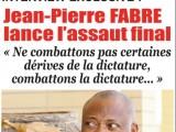 Bien évidemment, l'instrumentalisation de la diversité ethnique au Togo, sur laquelle prospère le système RPT/UNIR n'a rien d'équivalent en...