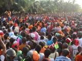 Partout, les Togolaises et les Togolais sont sortis nombreux pour dire au régime RPT-UNIR qu'ils réclament l'alternance politique.