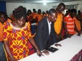 Dans le cadre des rencontres régulières avec les fédérations du parti, une forte délégation du...