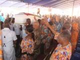 Maman Atakpaméto a milité très tôt, dès son jeune âge, au Parti de l'Unité Togolaise de Sylvanus...