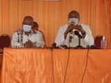 L'objet de la présente conférence de presse est de partager avec les médias, les principales conclusions des travaux de ce Conseil…..
